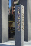 Charles Schwab Corporation stock afbeeldingen