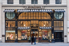 Charles Scribners Sons Store New York City Stock Photo