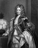 Charles Seymour, 6th Duke of Somerset Stock Photo
