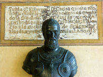 Charles V, kejsare av det heliga romerska väldet Arkivbild