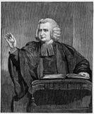 Charles Wesley illustration de vecteur