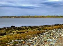 Charles wyspa Milford Connecticut Obrazy Royalty Free