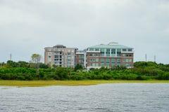 Charleston śródmieścia dom Obraz Stock