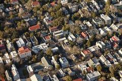 Charleston aerial Royalty Free Stock Images