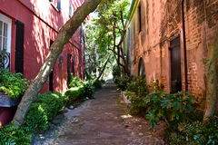 Charleston Alley Royalty Free Stock Images
