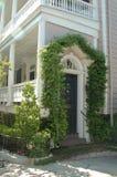 Charleston Architecture. Historic building detail taken in Charleton stock photo