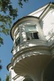Charleston Architecture. Historic building detail taken in Charleton royalty free stock photo