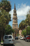 Charleston-Architektur Lizenzfreies Stockbild