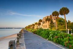 Charleston Battery Royalty Free Stock Photo
