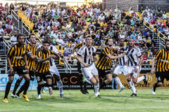 Charleston Battery v. West Bromwich Albion Stock Images