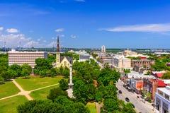 Charleston Carolina del Sur Imágenes de archivo libres de regalías
