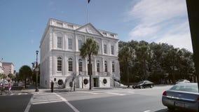 Charleston/Carolina del Sur/los E.E.U.U. metrajes