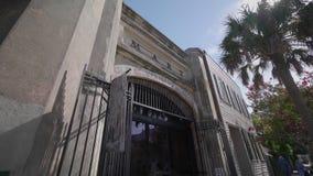 Charleston/Carolina del Sur/los E.E.U.U. almacen de metraje de vídeo