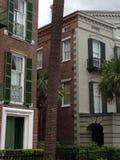 Charleston-Charakter stockfotos