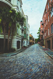Charleston Cobblestones Royalty Free Stock Images