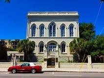 Charleston County Public Library, South Carolina Lizenzfreies Stockfoto