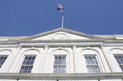 Charleston courthouse Stock Image