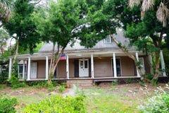 Charleston dom dla sprzedaży Zdjęcie Royalty Free