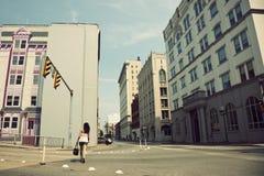 charleston dziewczyny ulic target829_1_ Zdjęcia Stock