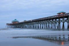 Free Charleston Folly Beach SC Pier South Carolina Royalty Free Stock Photography - 30206477