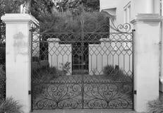 Charleston Gate Image stock