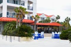Charleston Harbor Resort & marina Royaltyfria Foton