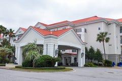 Charleston Harbor Resort Royalty Free Stock Image