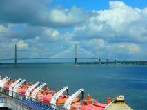 Charleston Harbour imagens de stock royalty free