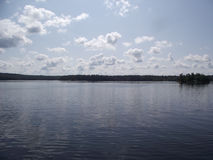 Charleston jezioro przy Midday Zdjęcie Royalty Free