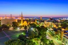 Charleston, la Caroline du Sud images libres de droits