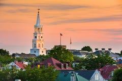 Charleston la Caroline du Sud image libre de droits