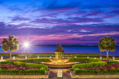Charleston, la Caroline du Sud, Etats-Unis Photo libre de droits