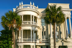 Charleston Mansion - stupéfiant Photo stock