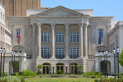 Charleston Municipal Auditorium Stock Photography