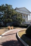 Charleston, Nord-Carolina United States Custom House lizenzfreies stockbild