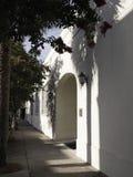 Charleston Południowa Karolina ulicy scena Obrazy Stock