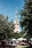 Charleston rolników rynek Zdjęcia Royalty Free