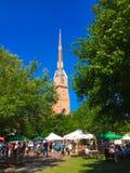 Charleston rolników rynek Zdjęcie Royalty Free