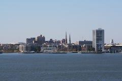 Charleston, Süd-Carolina Skyline Stockfoto