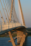 Charleston S.C. Arthur Ravenel Jr. Cable Bridge Stock Image