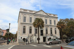 City Hall Building, Charleston South Carolina Stock Images