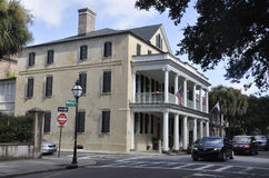 Charleston SC,August 7th:Historic Buildings from Charleston in South Carolina Stock Photography