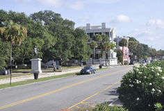 Charleston SC,August 7th:Street view from Charleston in South Carolina Stock Images