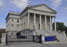 Charleston SC,August 7th:U.S.Custom House Building from Charleston in South Carolina Stock Photography
