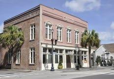 Charleston SC, Sierpień 7th: Historyczny budynek od Charleston w Południowa Karolina Fotografia Royalty Free