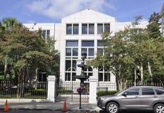 Charleston SC, Sierpień 7th: Historyczny budynek od Charleston w Południowa Karolina Zdjęcie Royalty Free