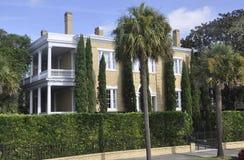 Charleston SC, Sierpień 7th: Historyczny dom od Charleston w Południowa Karolina Zdjęcia Stock