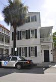 Charleston SC, Sierpień 7th: Historyczny dom od Charleston w Południowa Karolina Fotografia Royalty Free