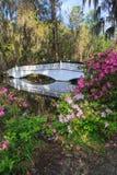 Charleston Sc-Vertikalen-Garten lizenzfreie stockfotografie