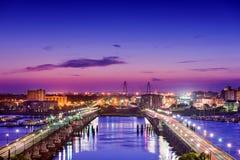 Charleston Skyline Stock Photo